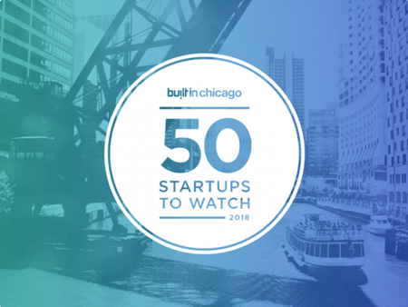 Built In Chicago's 50 Startups to Watch in 2018