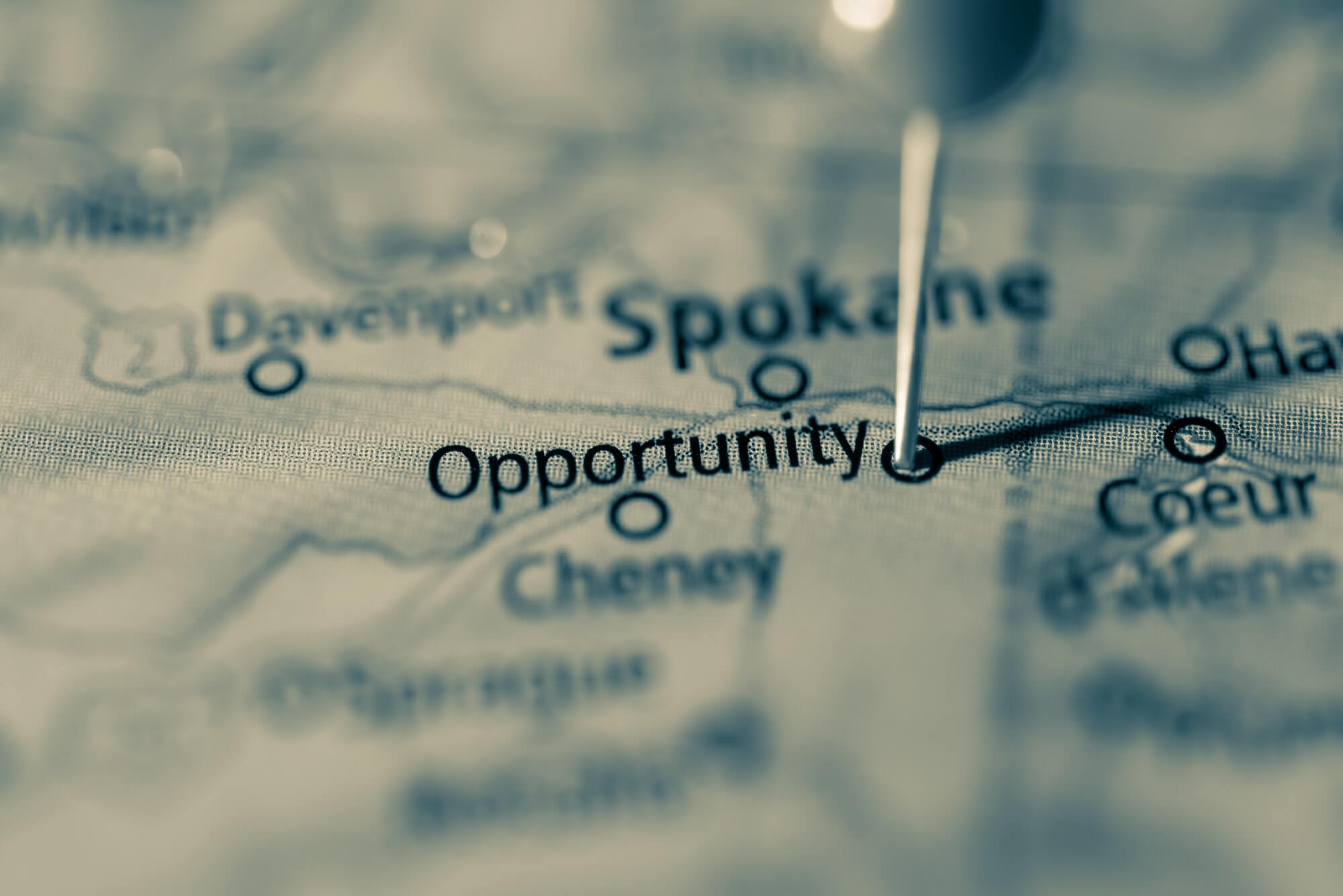 Opportunity Zone, or is it?